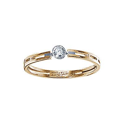 Золотое кольцо  17992RS