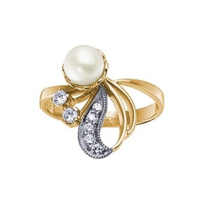 Золотое кольцо  18859RS