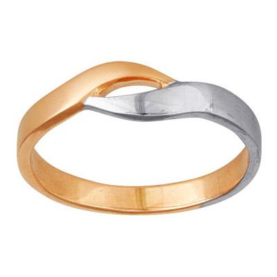 Золотое кольцо 68303RS фото
