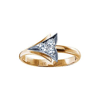 Золотое кольцо  71129RS