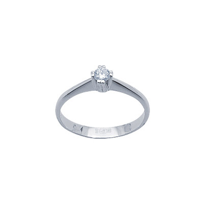 Золотое кольцо 71898RS фото
