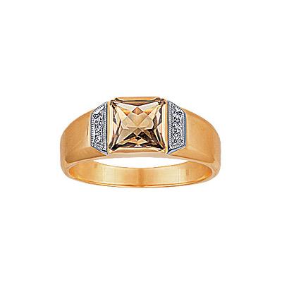 Золотое кольцо  90106RS