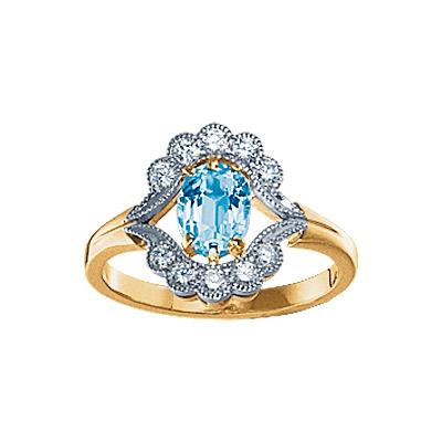 Золотое кольцо  90454RS