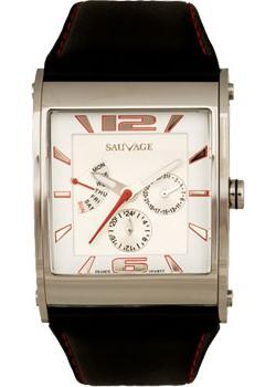 ����������� ��������  ������� ���� Sauvage SP49517SWH. ��������� Drive - Sauvage��������� ����. ������ Seiko VD84. 12/24 ������� ������ �������. ��������� �����. �������������� �������. ������ �� ����������� �����. ����������� ������. ������� ������. ������ ������� 38�42 ��.<br>