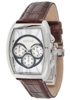 Швейцарские наручные  мужские часы Sauvage SP79513SWH. Коллекция Drive