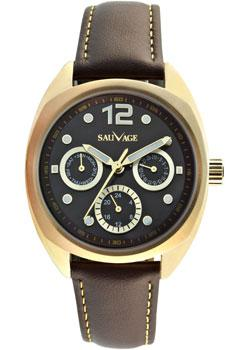 Швейцарские наручные  женские часы Sauvage SV11266G. Коллекция Drive