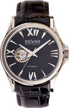 Швейцарские наручные  мужские часы Sauvage SV120.05.15.2. Коллекция Energy