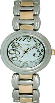 Швейцарские наручные  женские часы Sauvage SV20781SG. Коллекция Swiss от Bestwatch.ru