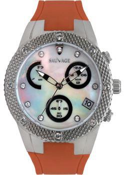 Швейцарские наручные  женские часы Sauvage SV21244SOR. Коллекция Drive