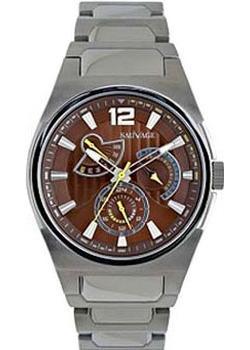 Швейцарские наручные  мужские часы Sauvage SV59011S. Коллекци Swiss