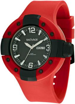 Швейцарские наручные  мужские часы Sauvage SV62682B. Коллекци Drive