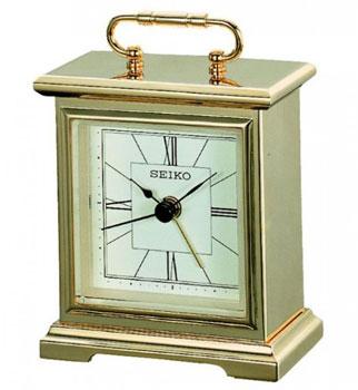 Настольные часы  Seiko Clock QHE005GN. Коллекция Интерьерные часы