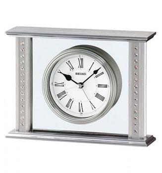 Настольные часы  Seiko Clock QHE048SN. Коллекция Интерьерные часы