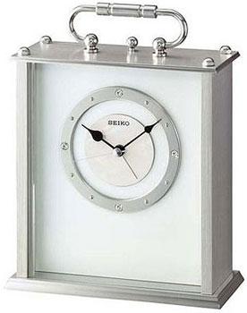Настольные часы  Seiko Clock QHE065SN. Коллекция Интерьерные часы