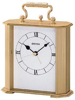 Настольные часы  Seiko Clock QHE078GN. Коллекция Интерьерные часы