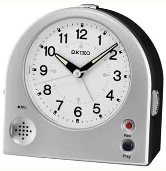 Настольные часы  Seiko Clock QHE081SN. Коллекция Интерьерные часы Настольные часы  Seiko Clock QHE081SN. Коллекция Интерьерные часы