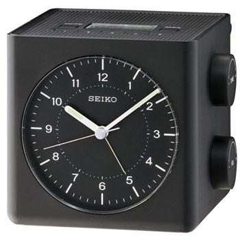 Настольные часы  Seiko Clock QHE112KN. Коллекция Интерьерные часы