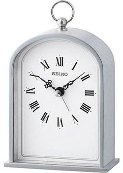 мужские часы Seiko Clock QHE162SN. Коллекция Настольные часы.