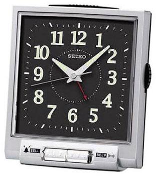 Настольные часы  Seiko Clock QHK016AN. Коллекция Интерьерные часы