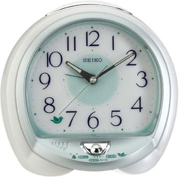Настольные часы  Seiko Clock QHK018WN. Коллекция Интерьерные часы