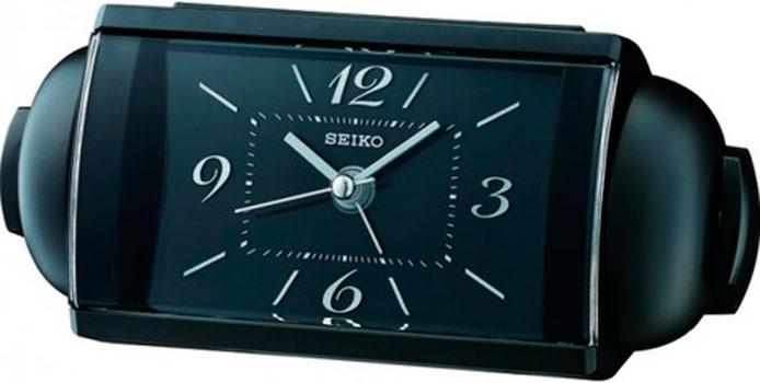 Будильник Seiko Clock QHK047KN. Коллекция Будильник.