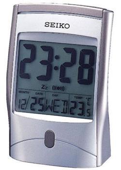 Настольные часы  Seiko Clock QHL017SN. Коллекция Интерьерные часы