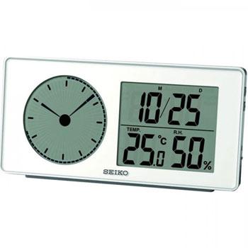Настольные часы  Seiko Clock QHL059WL. Коллекция Интерьерные часы
