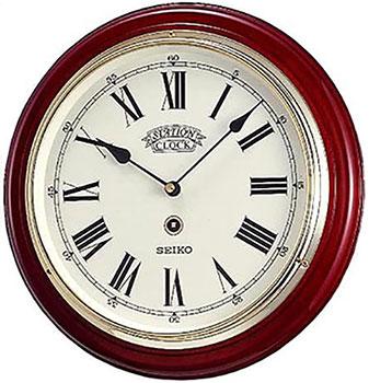 мужские часы Seiko Clock QXA143B. Коллекция Настенные часы от Bestwatch.ru