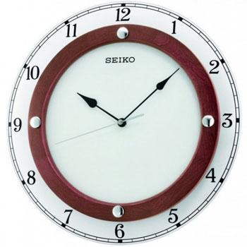 Настольные часы  Seiko Clock QXA509BN. Коллекция Интерьерные часы