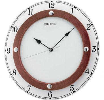 Настольные часы  Seiko Clock QXA509Z. Коллекция Интерьерные часы