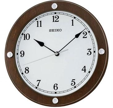 Настольные часы  Seiko Clock QXA510BN. Коллекция Интерьерные часы