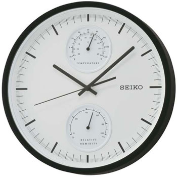 Настольные часы  Seiko Clock QXA525KN. Коллекция Интерьерные часы