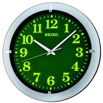 Настольные часы  Seiko Clock QXA531SN. Коллекция Интерьерные часы