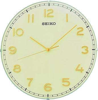 Seiko Clock QXA624C. Коллекция