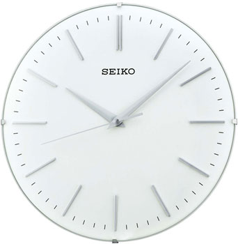 Настольные часы  Seiko Clock QXA624W. Коллекция Интерьерные часы
