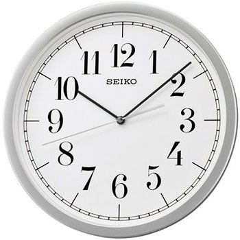 Настенные часы Seiko Clock QXA636SN. Коллекция Настенные часы.