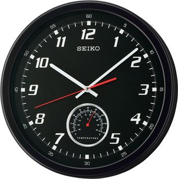 Настенные часы Seiko Clock QXA696KN. Коллекция Настенные часы.