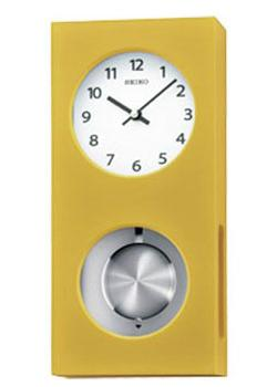 Настольные часы  Seiko Clock QXC224Y. Коллекция Интерьерные часы