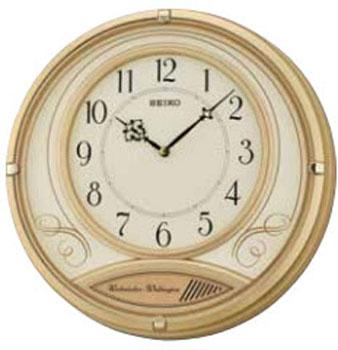 Настольные часы  Seiko Clock QXD213G. Коллекция Интерьерные часы
