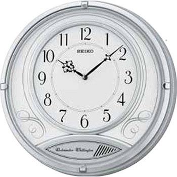 Настольные часы  Seiko Clock QXD213S. Коллекция Интерьерные часы