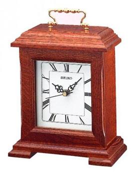 Настольные часы  Seiko Clock QXG337ZN. Коллекция Интерьерные часы