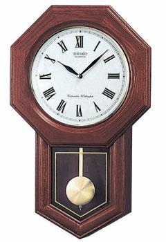 Настольные часы  Seiko Clock QXH102B. Коллекция Интерьерные часы