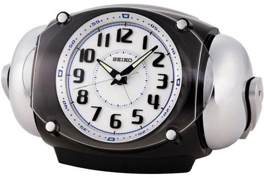 Настольные часы  Seiko Clock QXK110KN. Коллекция Интерьерные часы