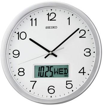 Настольные часы  Seiko Clock QXL007S. Коллекция Интерьерные часы