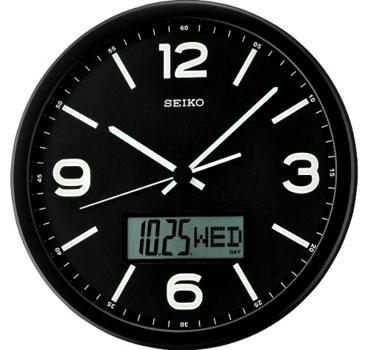 Настольные часы  Seiko Clock QXL010KN. Коллекция Интерьерные часы