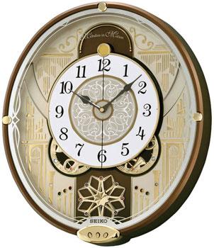 Настольные часы  Seiko Clock QXM277BT. Коллекция Интерьерные часы