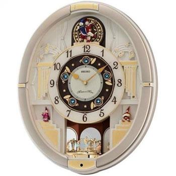 ���������� ���� Seiko Clock QXM290ST. ��������� ����������� ����