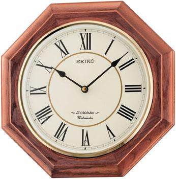Купить Часы настольные Настольные часы  Seiko Clock QXM336. Коллекция Интерьерные часы  Настольные часы  Seiko Clock QXM336. Коллекция Интерьерные часы