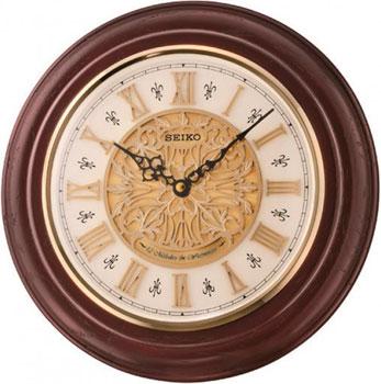 Настольные часы  Seiko Clock QXM342B. Коллекция Интерьерные часы