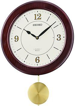 Настольные часы  Seiko Clock QXM345B. Коллекция Интерьерные часы
